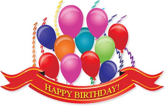 Birthday s free birthday clipart