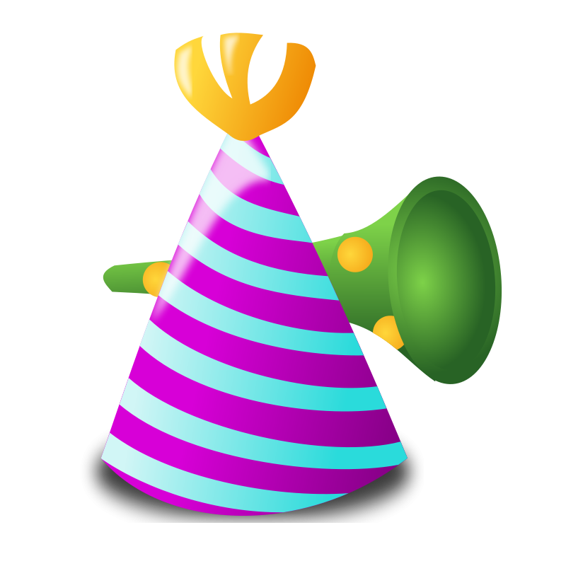 Free birthday clipart animations  2
