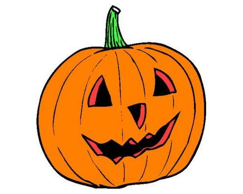 Halloween pumpkins clipart 2