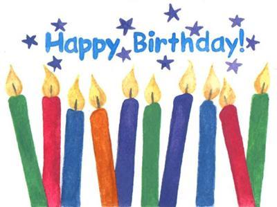 Happy birthday clipart 2