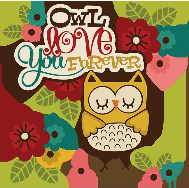 Large owlloveyouforever