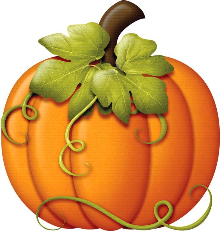 Pumpkin clip art foods