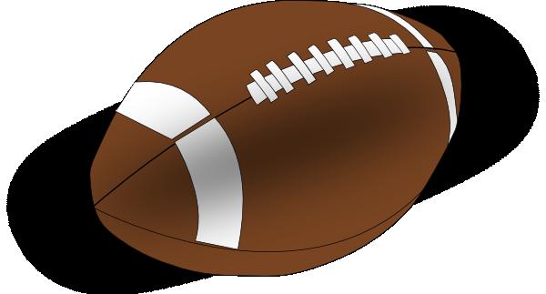 American football clip art at vector clip art online