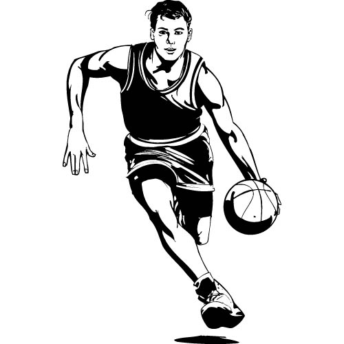 Basketball pictures clip art