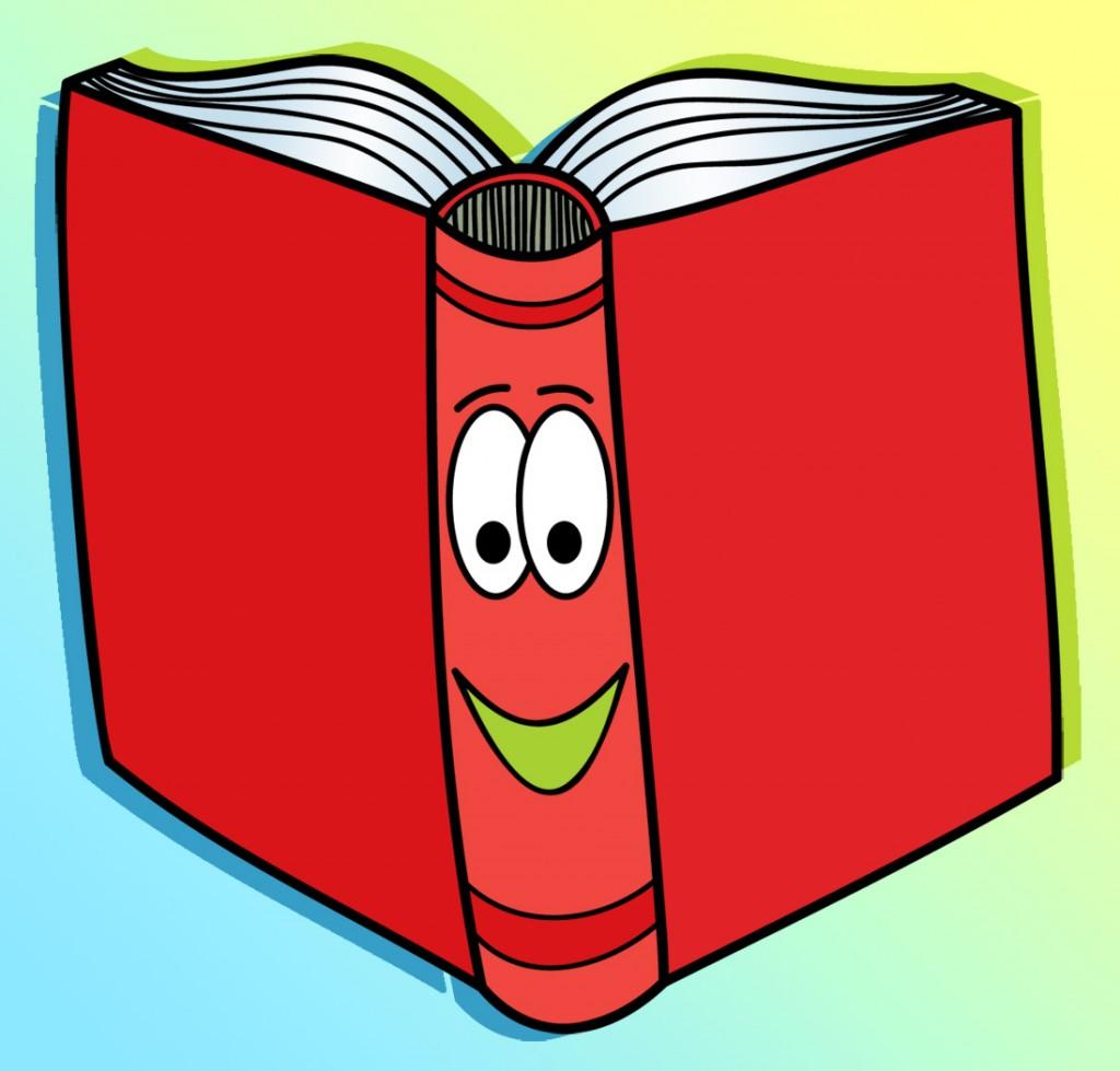 Book clip art school 2