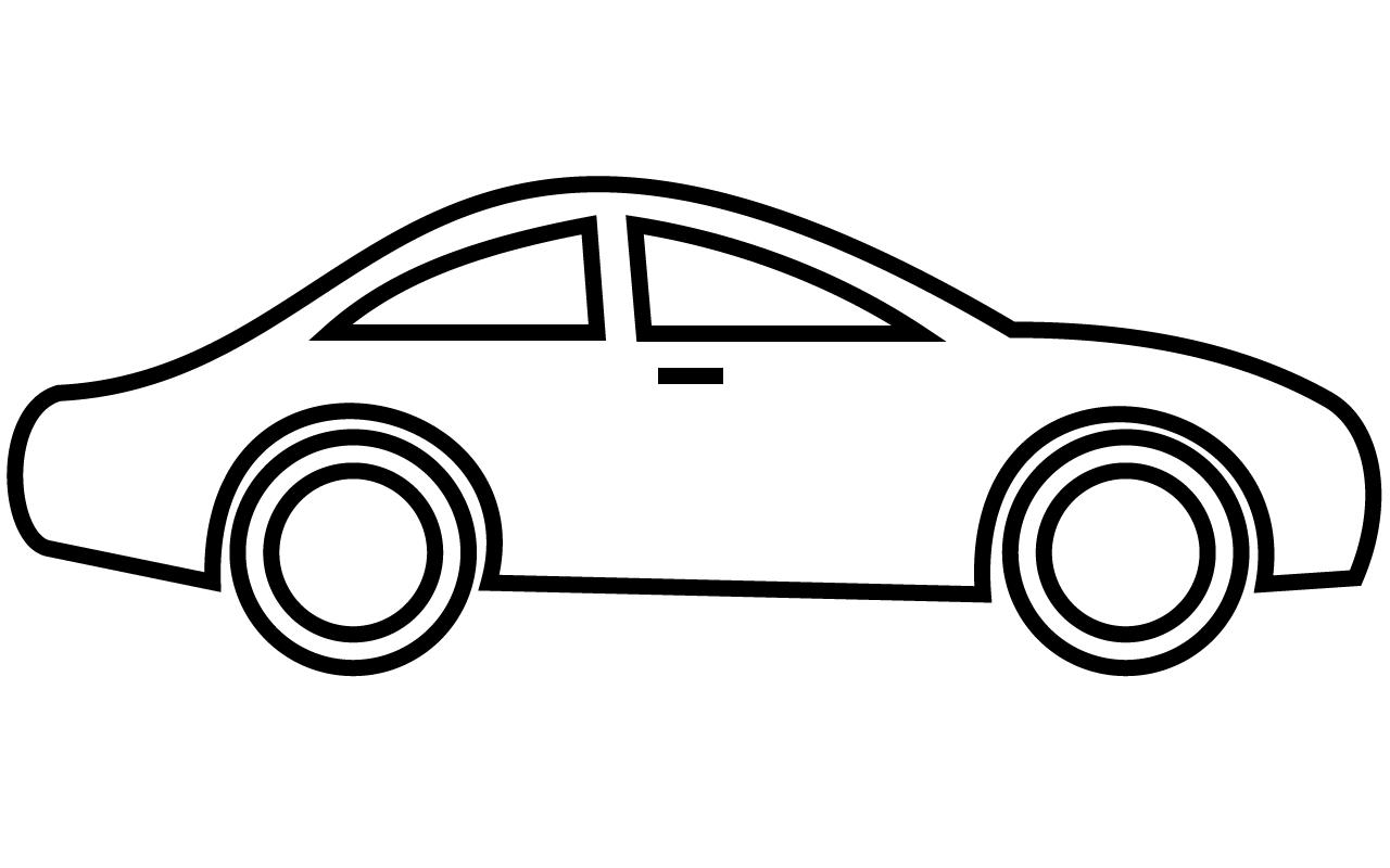 Clip art of a car clipart