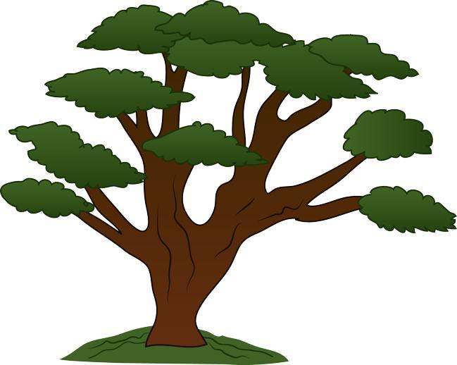 Clip art tree roots clipart