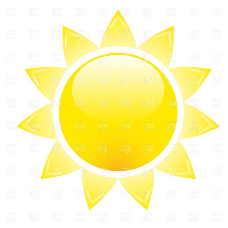 Decorative sun clipart free clip art images