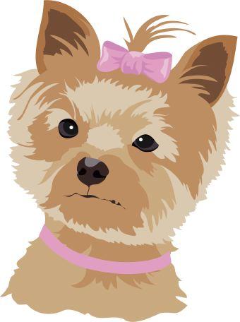 Dog clip art 3