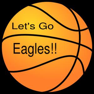 Eagle basketball clip art at vector clip art online
