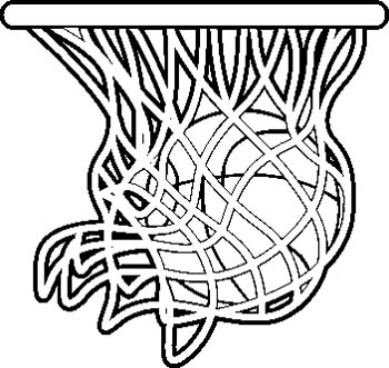 Engraving creations clipart basketball clipart