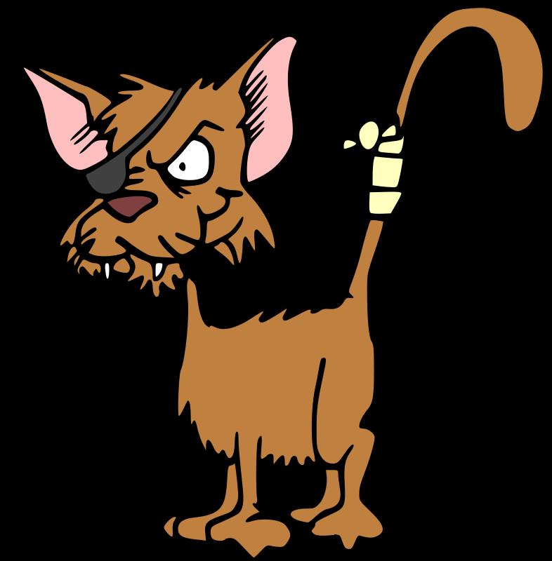Free art clip of cat clipart 2