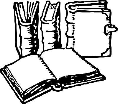 Free open book clipart public domain open book clip art images