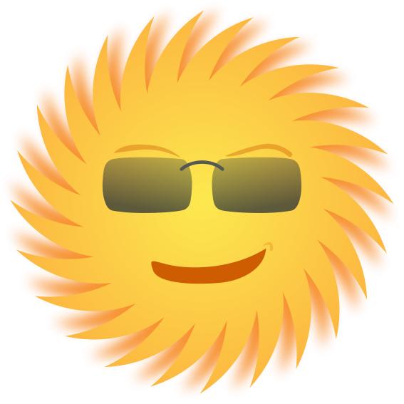 Free sun clipart public domain sun clip art images and graphics 4