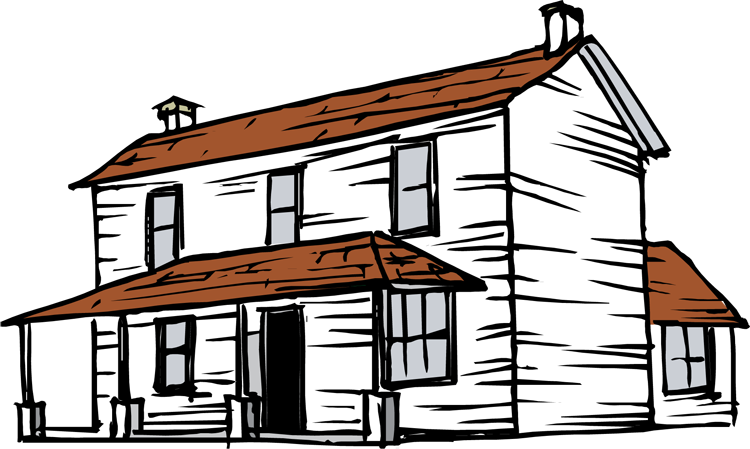 House clip art clipart clipart
