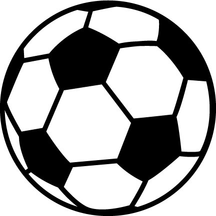 Instant download soccer ball soccerball by graphicfxdesigns