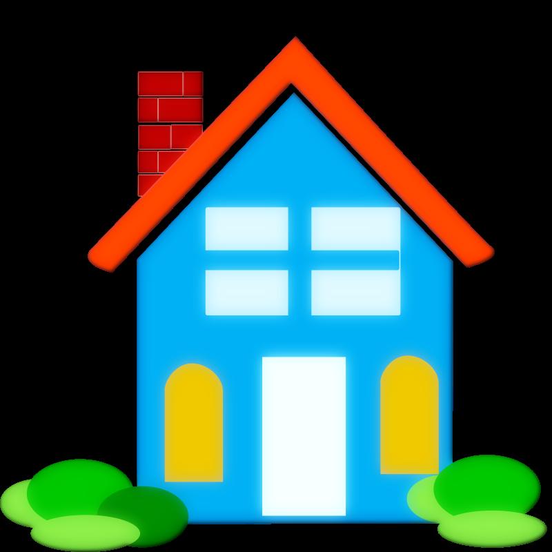 New house clip art clipart