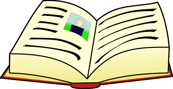 Picture book clip art