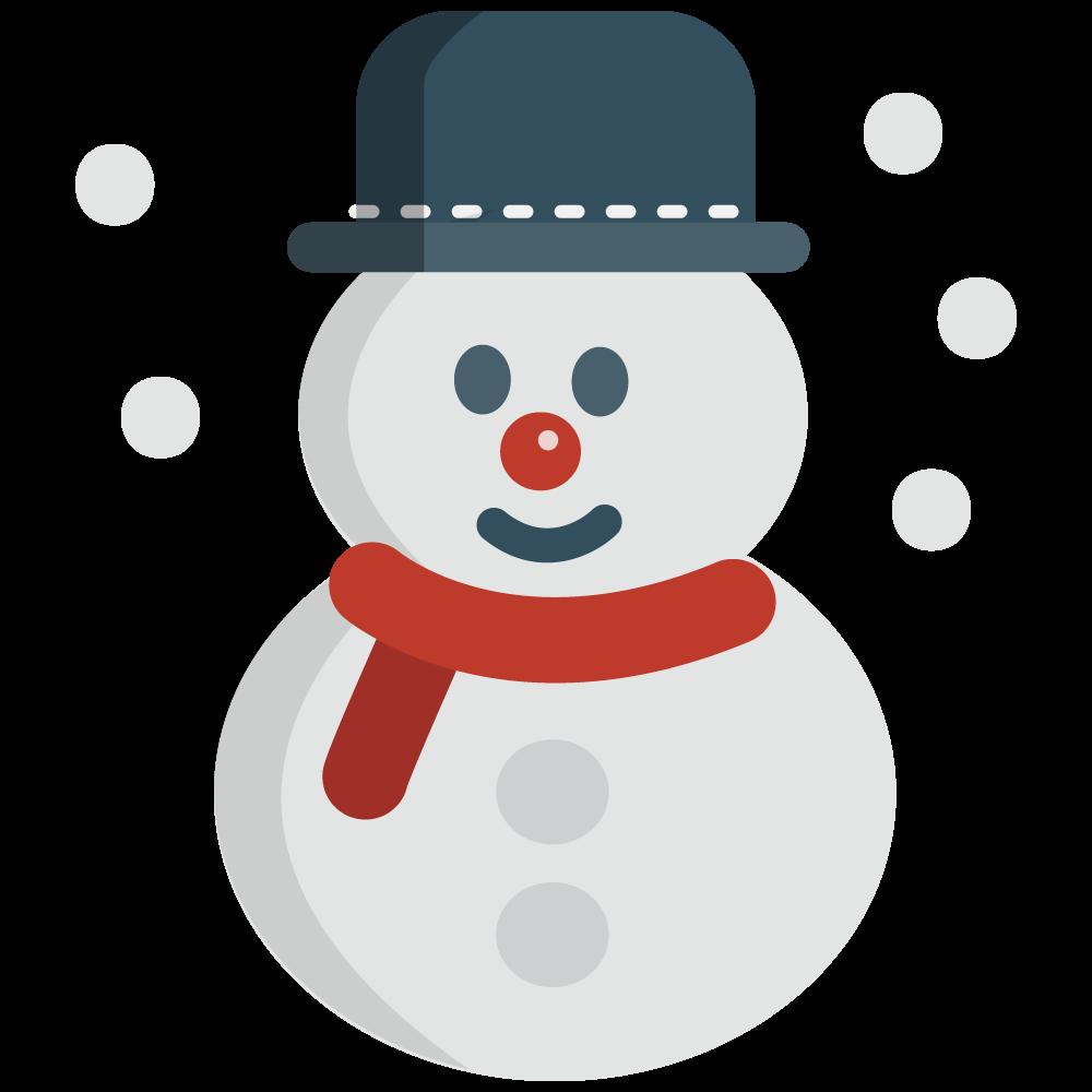 Snowman clip art  4