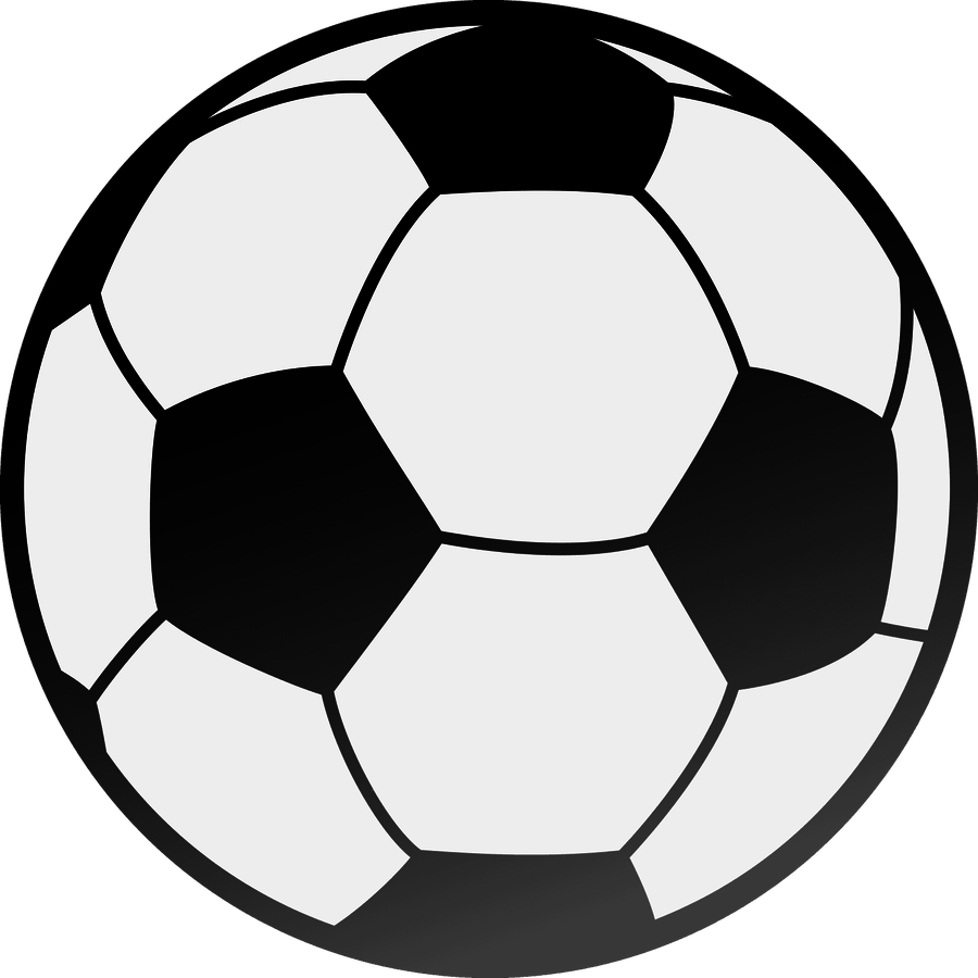 Soccer ball clip art sports