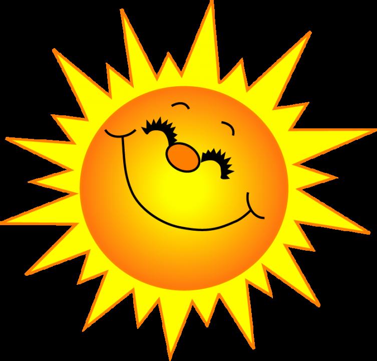 Sun clip art nature