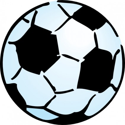 Vector soccer ball clip art free free vector for free download