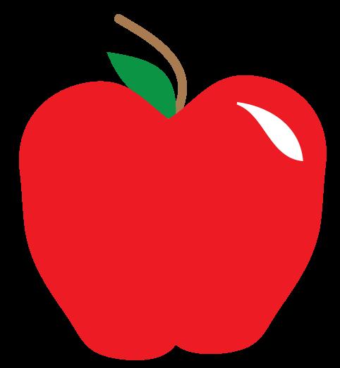 Apple clip art foods 2