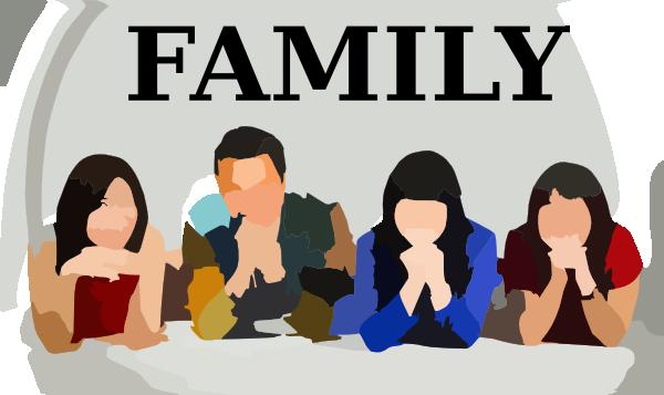 Family clip art at vector clip art online royalty