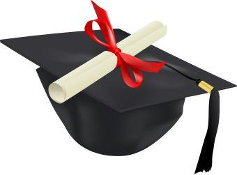Graduation clip art 2