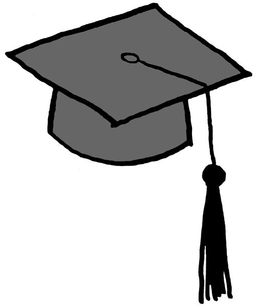 Graduation clip art free