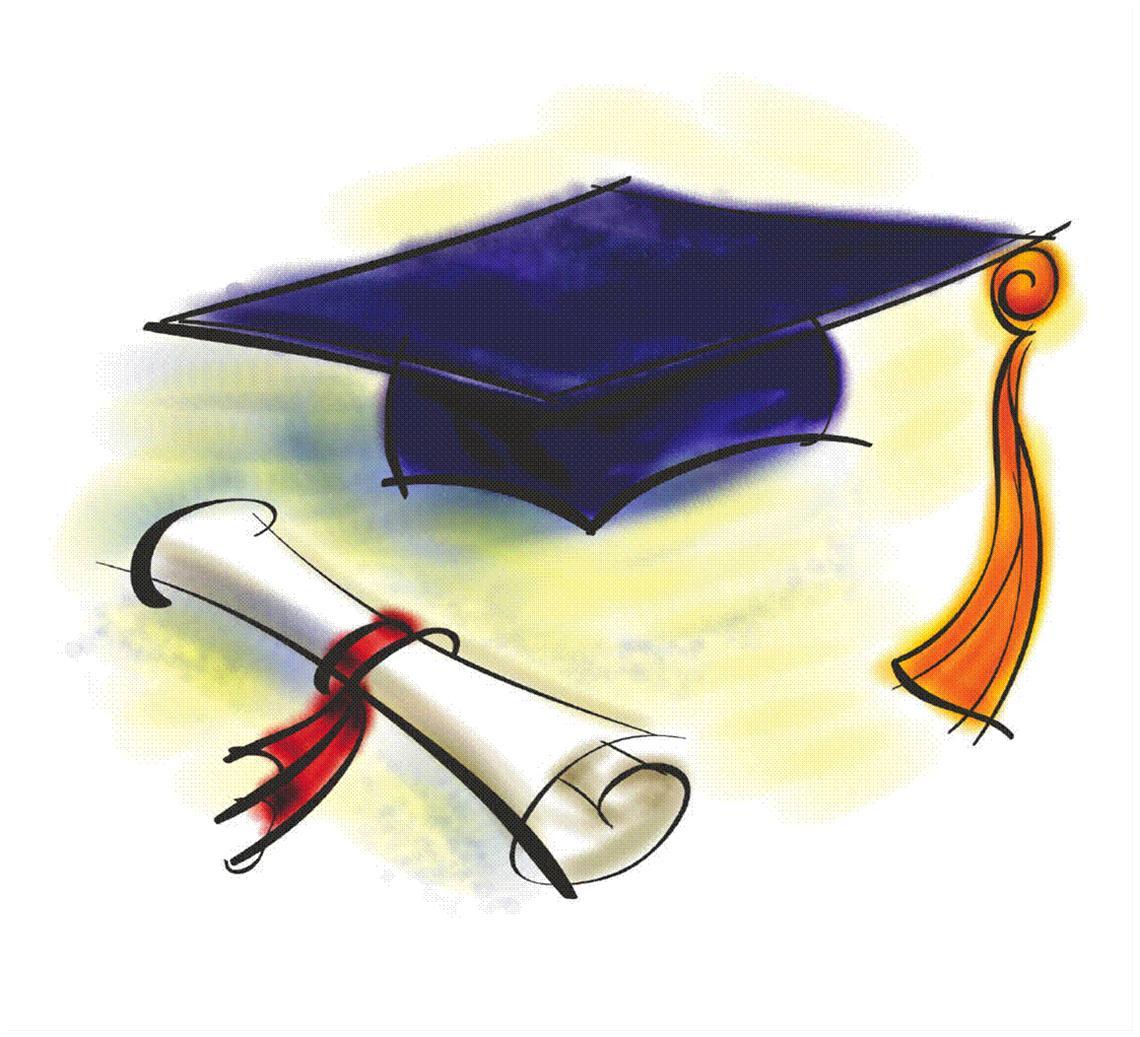 Graduation clip art school 2