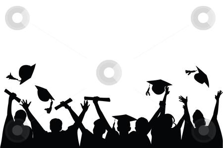 Graduation clip art school 3
