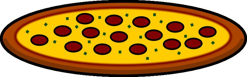 Pizza clip art  3