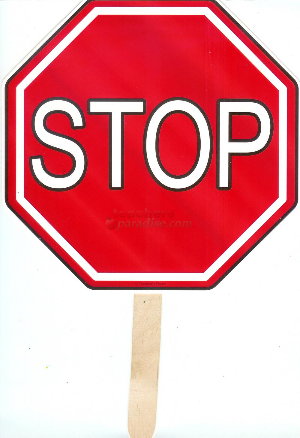 Stop sign clip art others 2