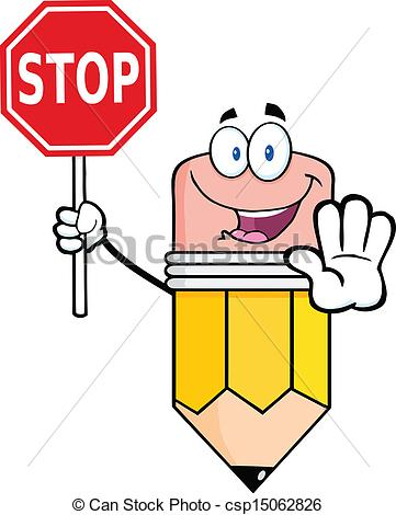 Stop sign clipart vector graphics stop sign clip art 2