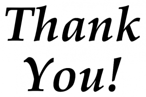 Thank you clip art download