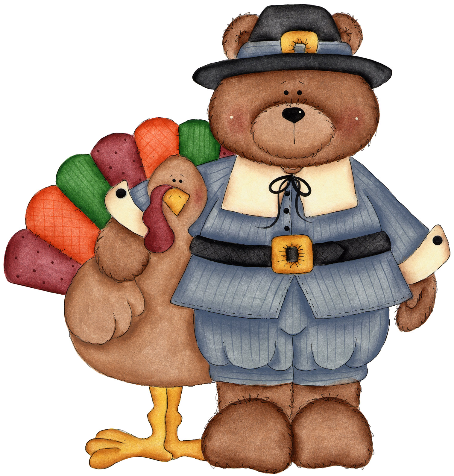 Animated happy thanksgiving clip art clipart image #1693
