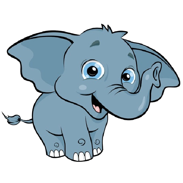 Baby elephant clipart 8 4 height