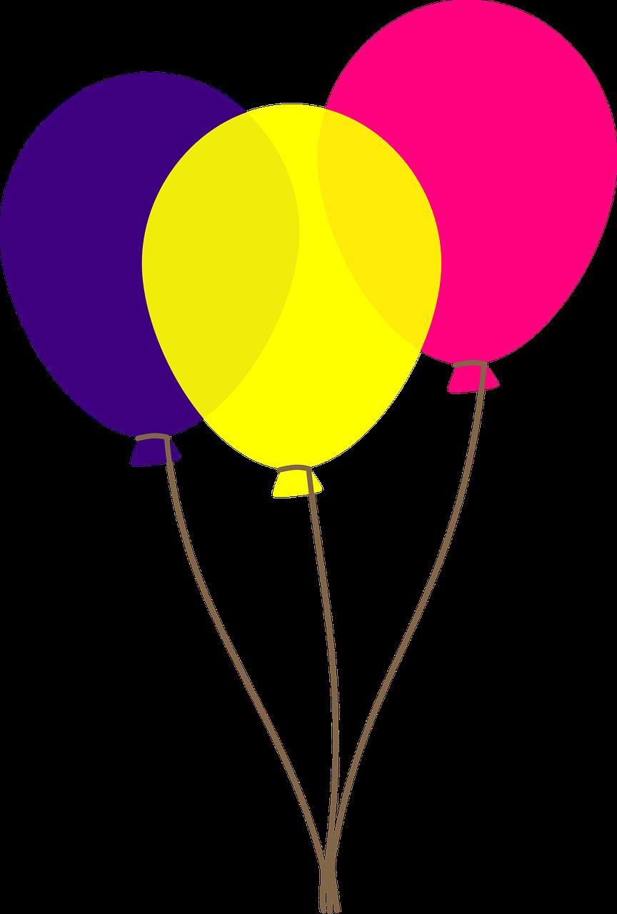 Balloon clip art  2