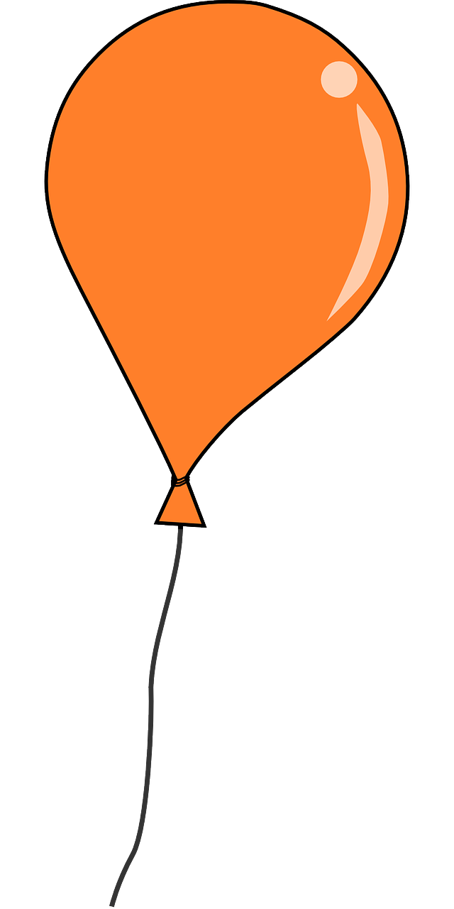 Balloon clip art  4