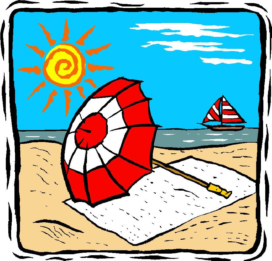 Beach clipart clipart