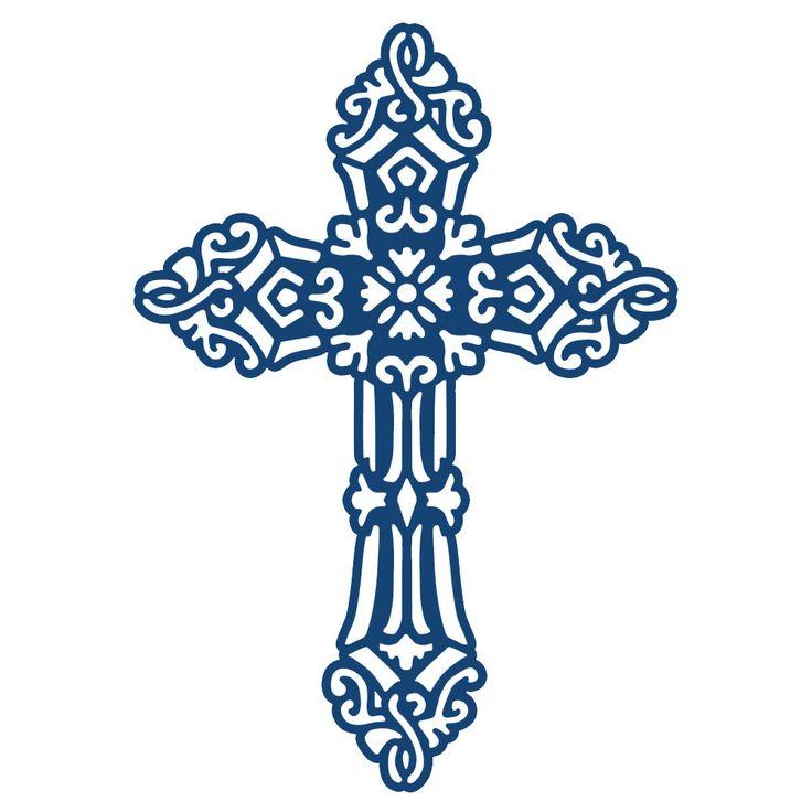 Blue cross clip art clipart