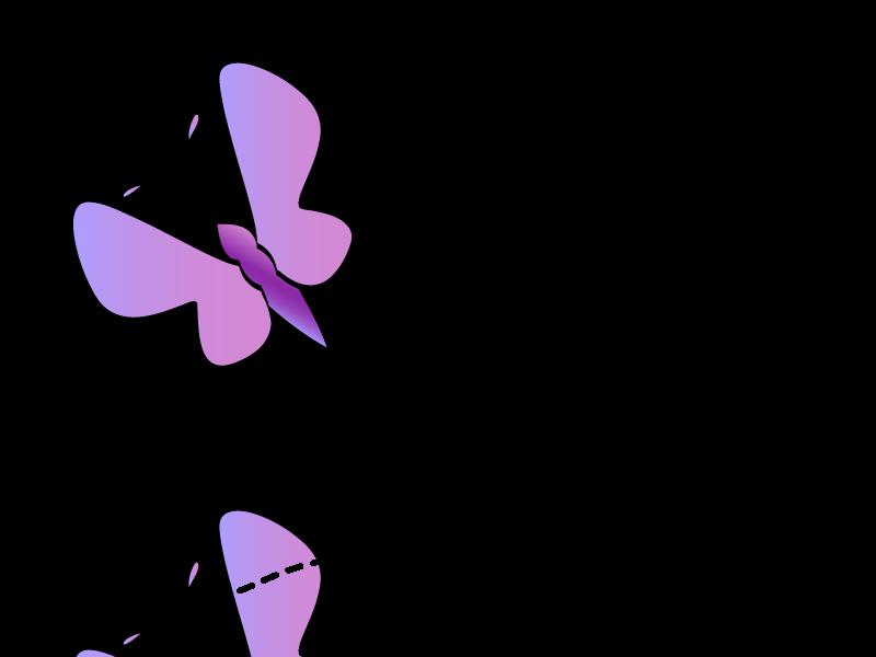 Butterfly clip art clipart