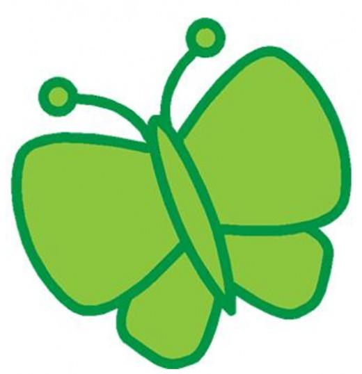Butterfly clip art free clip art