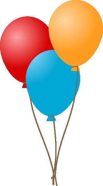 Clip art balloons clipart