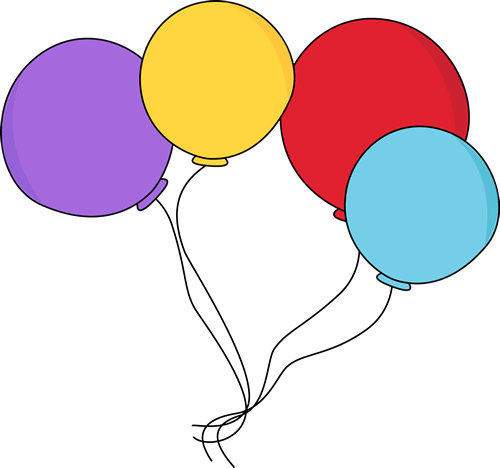 Clipart balloon clipart