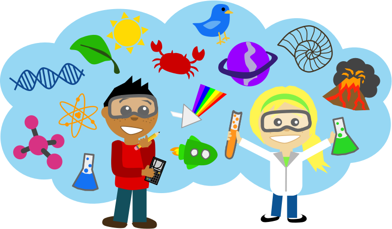 Clipart science explosion