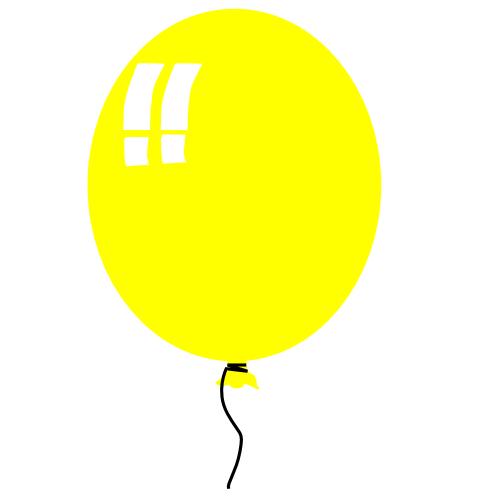 Free balloon clipart clipart