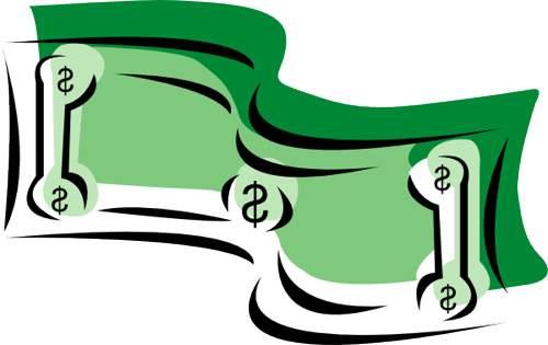 Free clip art money