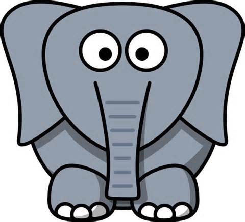 Free elephant clip art clipart